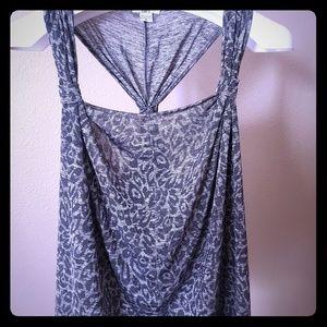Bar III women's sleeveless blouse